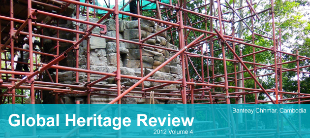 Global Heritage Review 2012 Vol 3